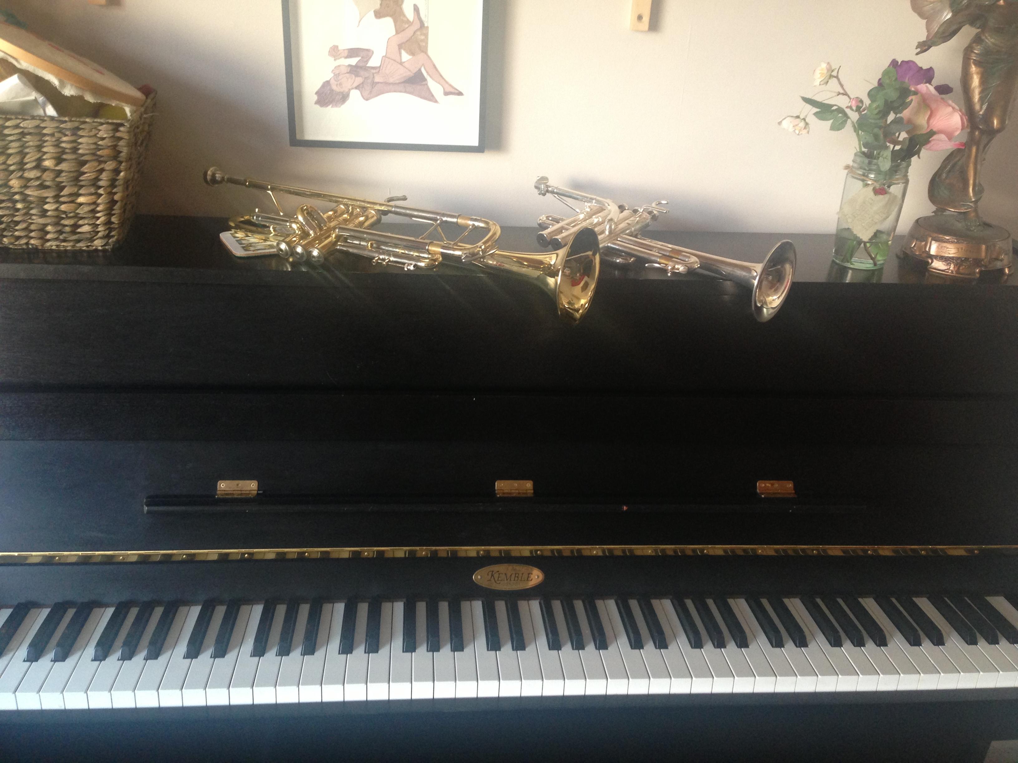 Sarah's trumpets