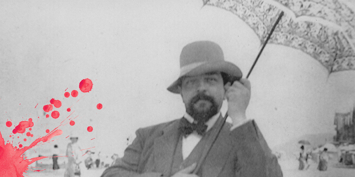 Noteworthy People: Claude Debussy