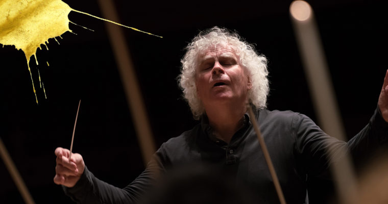 Noteworthy People – Sir Simon Rattle